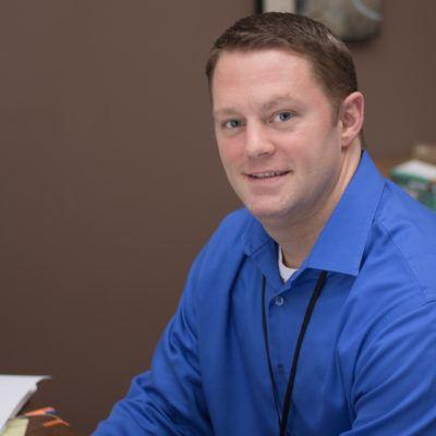 Travis Lenfest - Staff